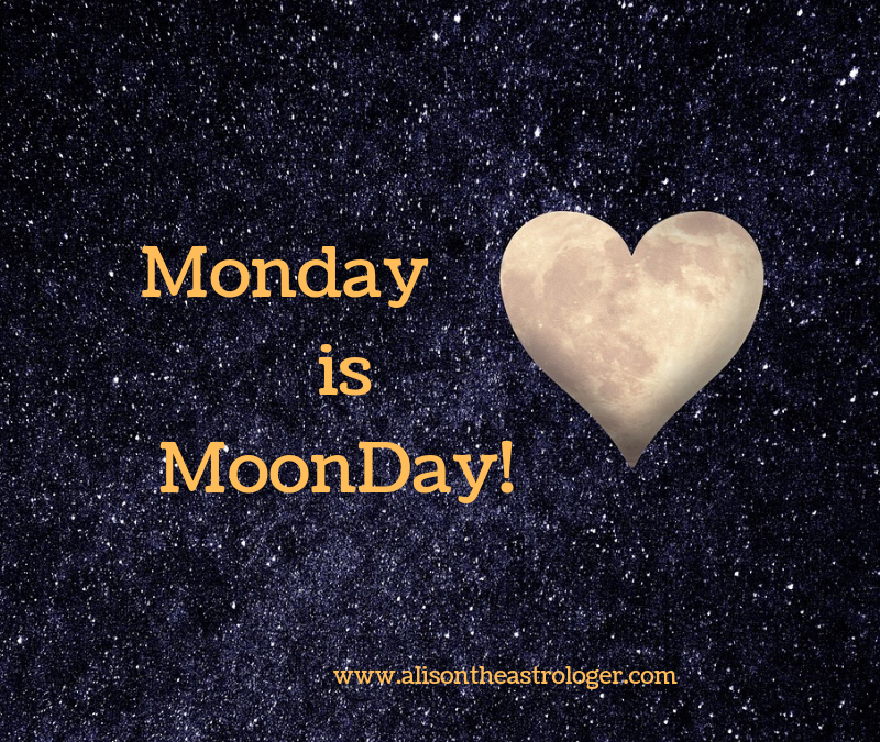 Monday and Moon day